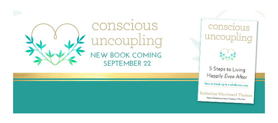 Order Conscious Uncoupling book here